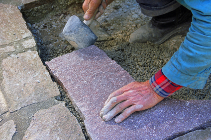 How To Build Patios Without Cement Fernandez Masonry Santa Rosa